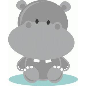 Hippo clipart safari. Silhouette design store view