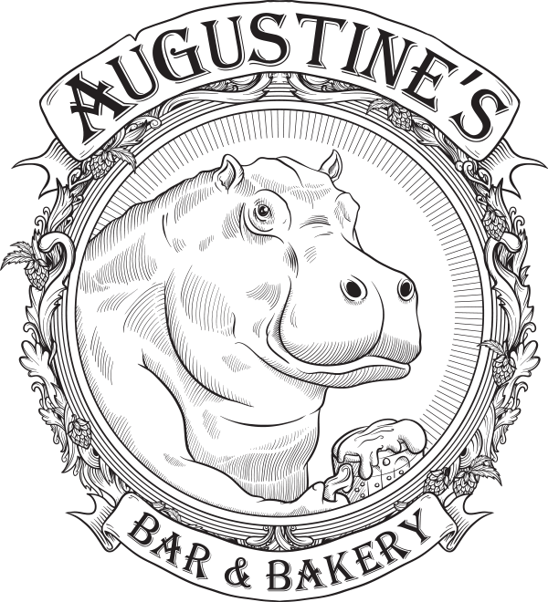 S bar bakery home. Clipart hippo st augustine