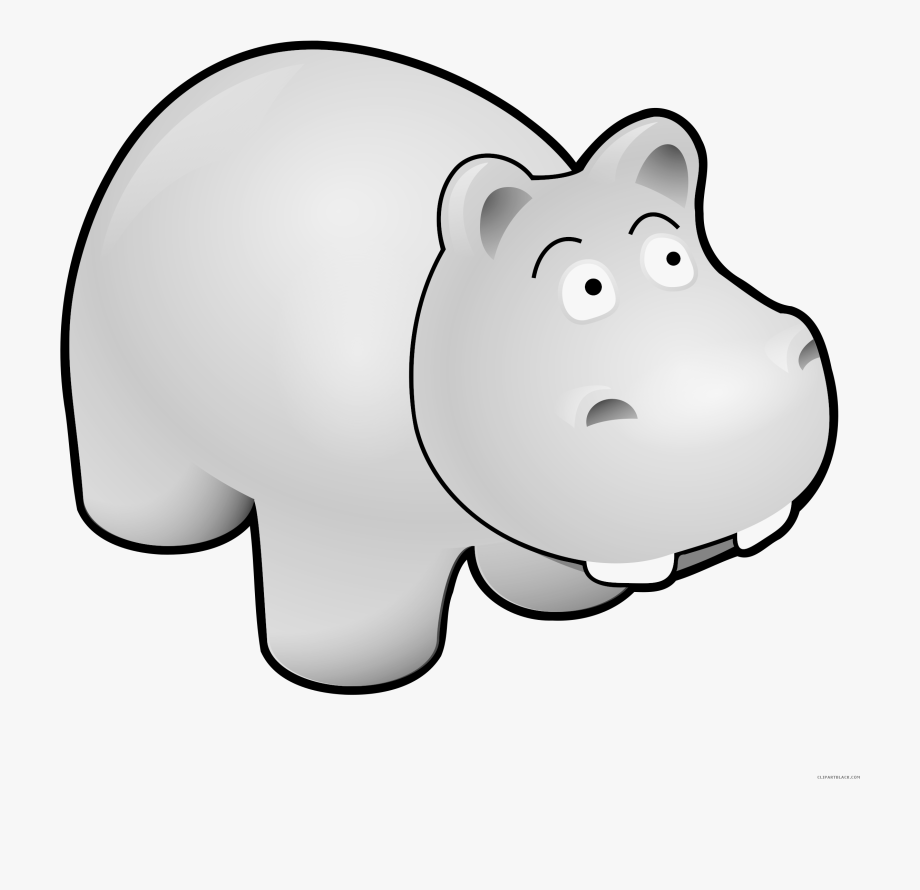 Clipart hippo transparent background. Falcon