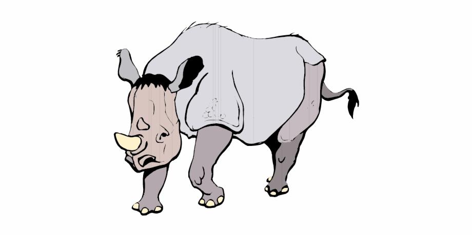 Clipart hippo wild animal. Drawing hippopotamus cartoon free
