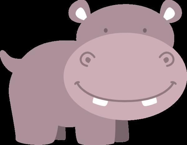 Free online hippopotamus wildlife. Clipart hippo wild animal