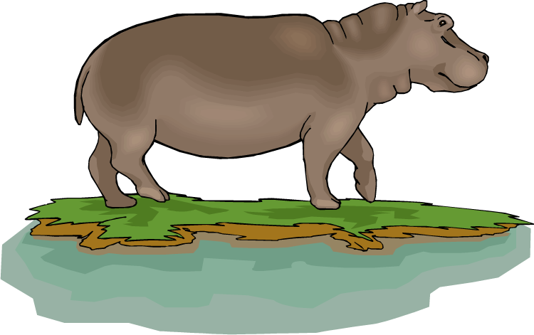 Clipart hippo wine. Free