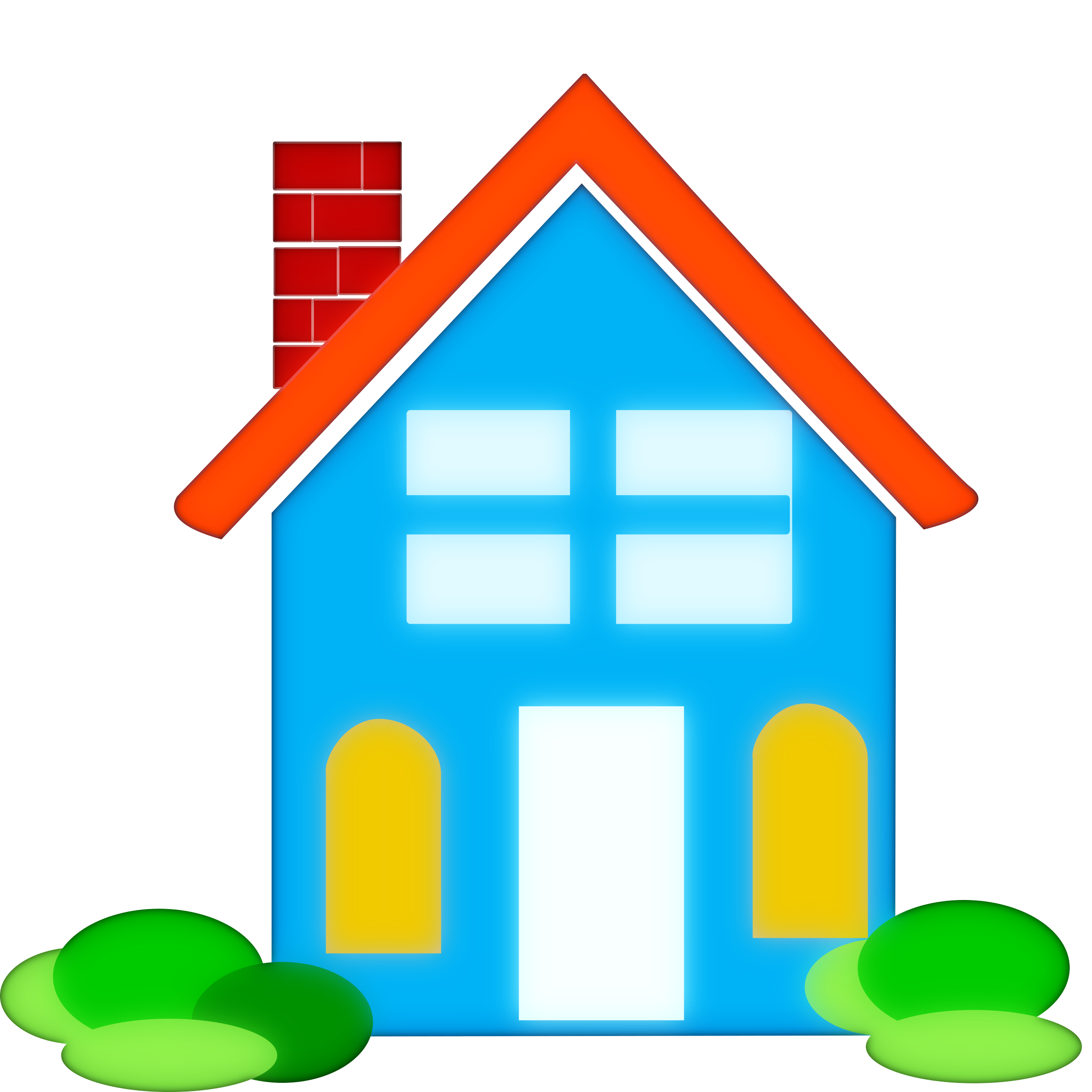 5 clipart home. Big image png