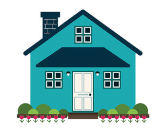 House images free download. Farmhouse clipart housing