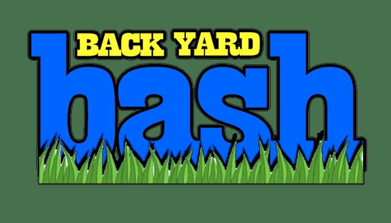 Clipart home backyard. Bash deafblind camp of
