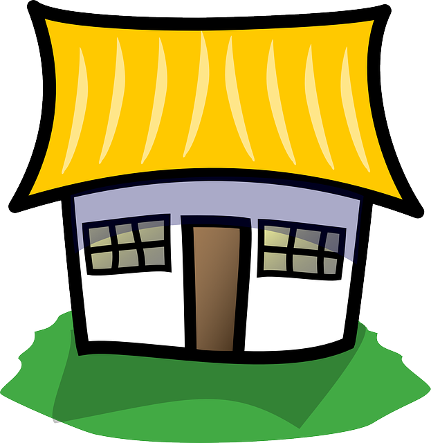 Ancient roman houses history. Greek clipart simple building