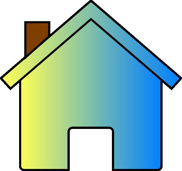 Clip art border vector. House clipart borders