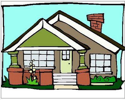 Clipart home bunglow. Build your kids idea