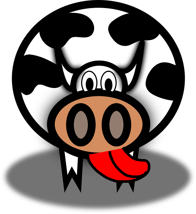 Free image on pixabay. Pioneer clipart cow