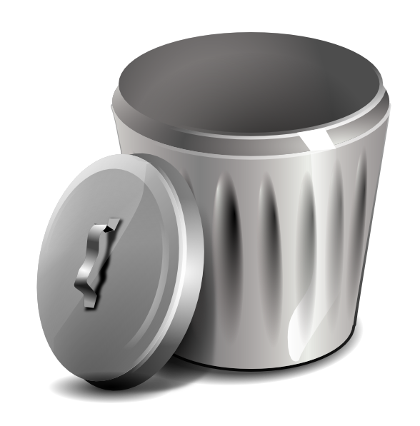 Trash clip art at. Home clipart garbage