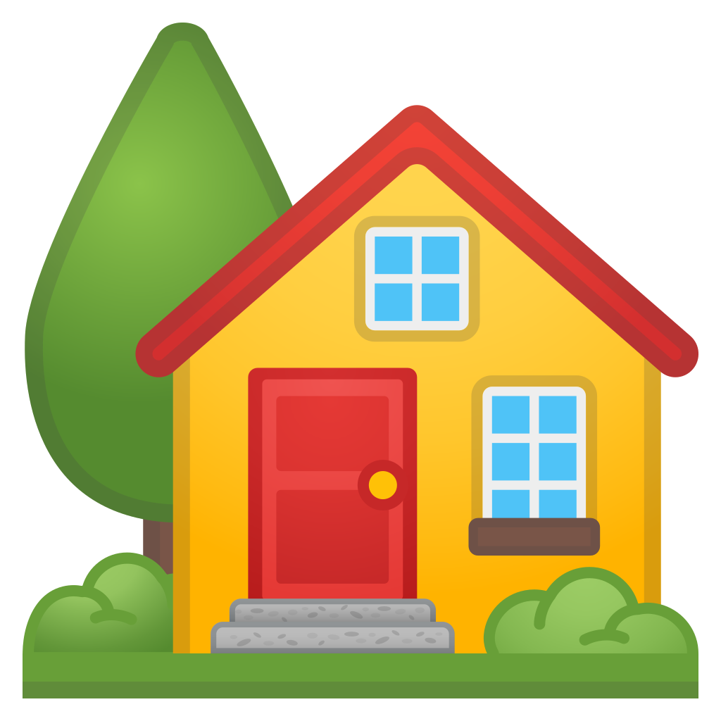 cartoon house png