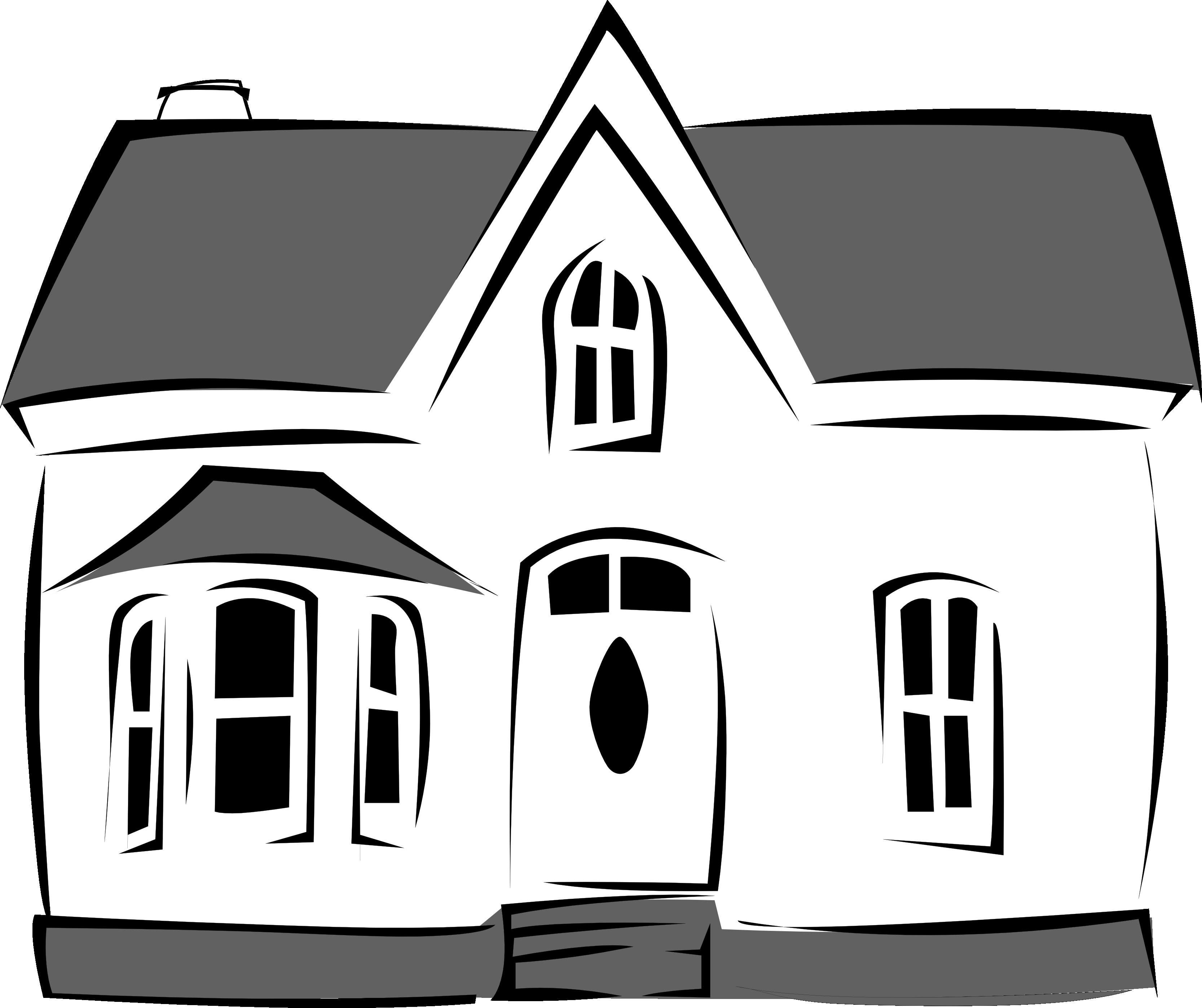 Clipart houses emoji. Cartoon house black and