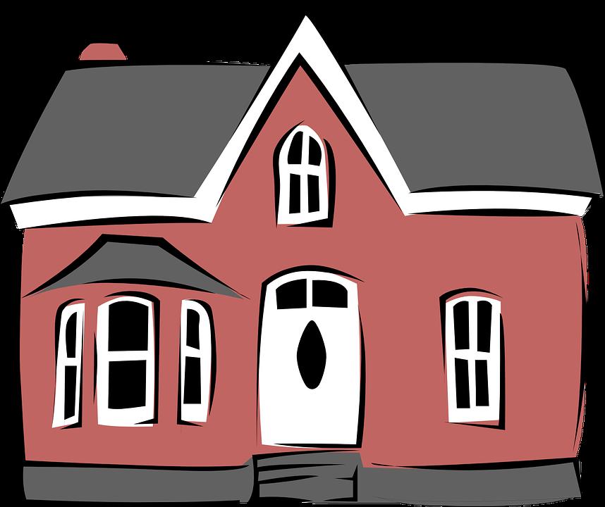 Home garage cliparts shop. Hut clipart stone houses