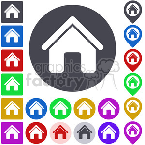 Home clipart home address. House royalty free images