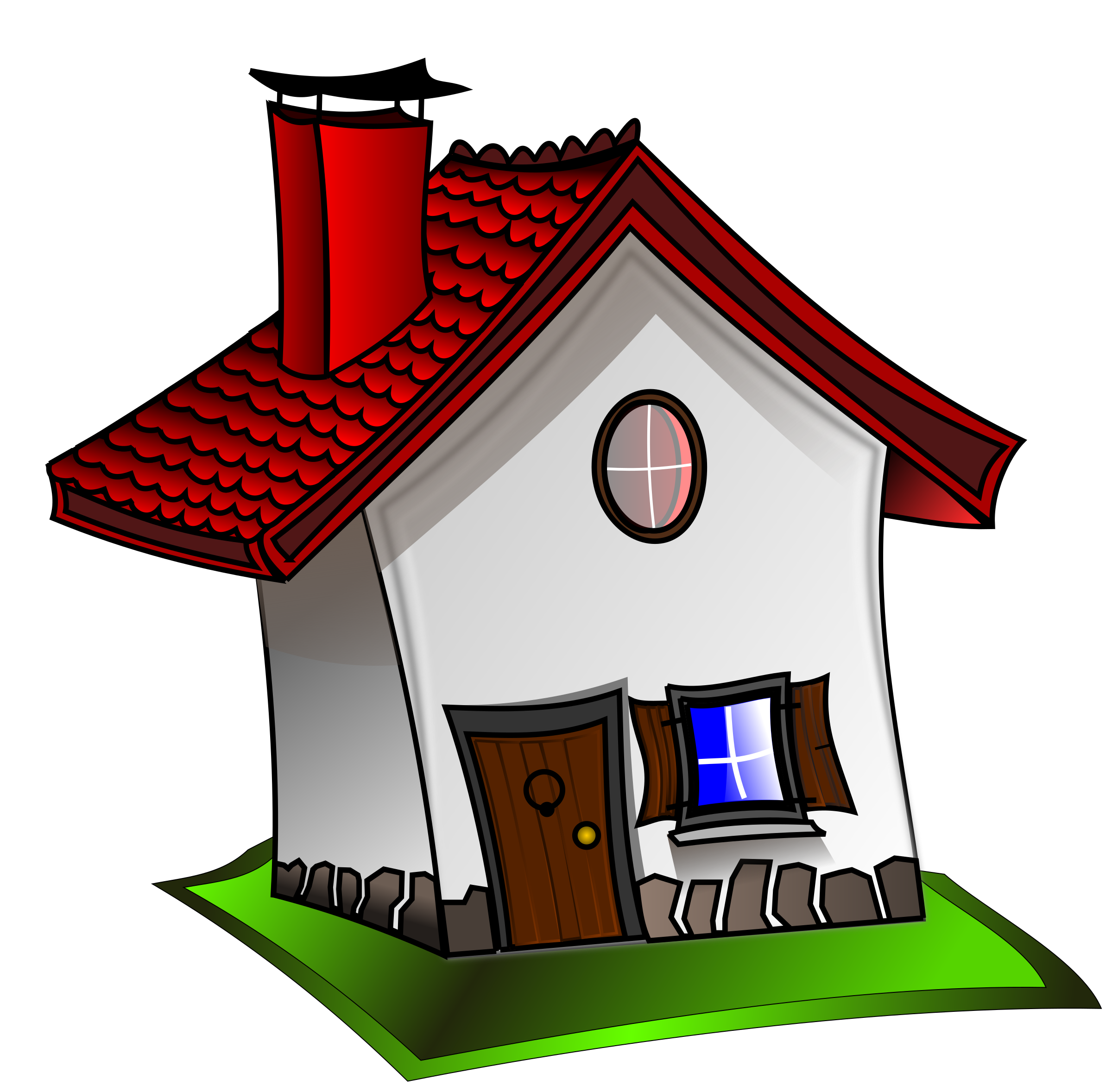 Home big image png. Cottage clipart pretty house