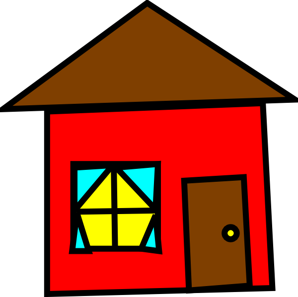 Clipart home home sweet home. Clip art at clker