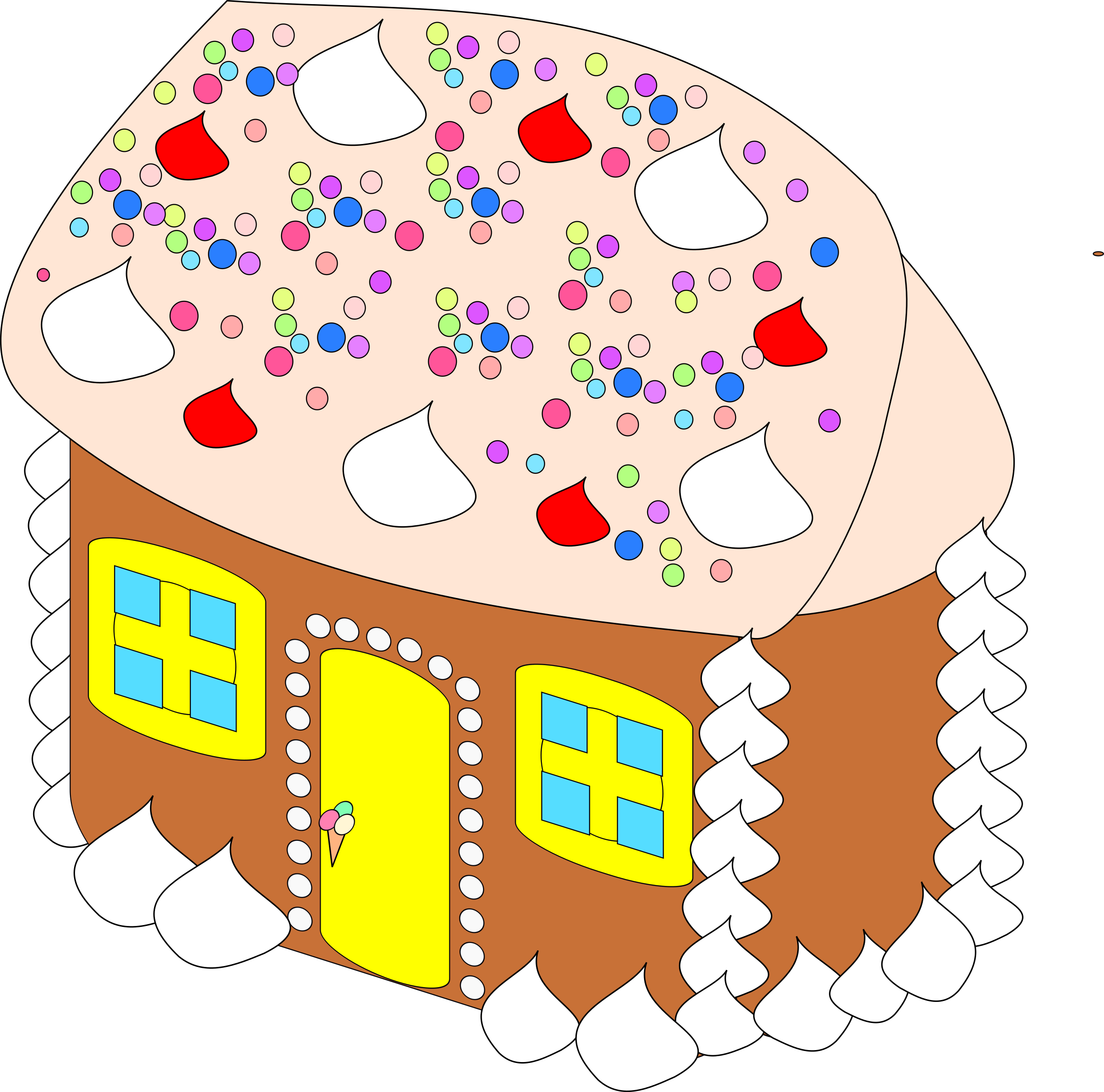 Clipart home home sweet home. House big image png