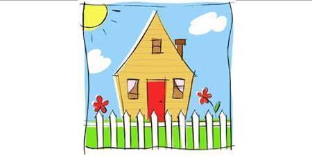 Cottage clipart home visit. Visits for preschool families