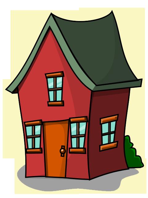 White house clip art. Clipart home housing
