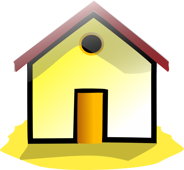 Clipart home housing. Homes clip art at