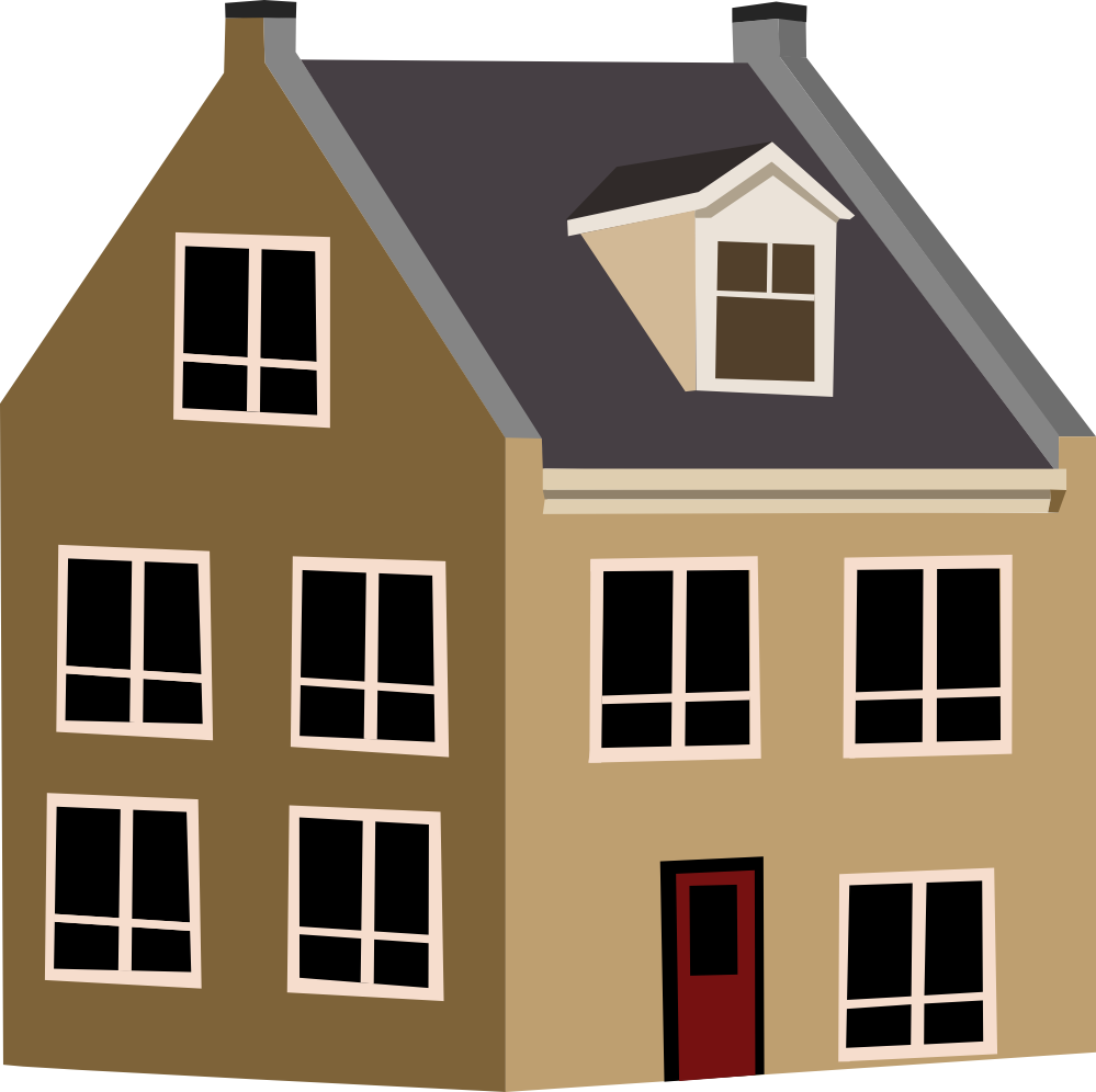 clipart house mansion