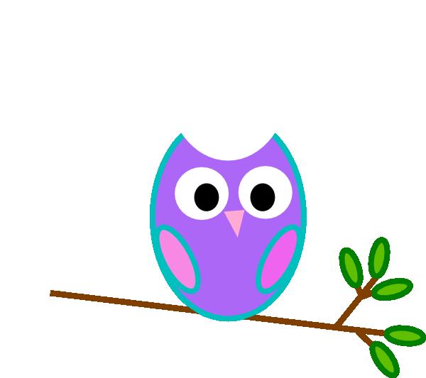 Purple owl clip art. Owls clipart wallpaper