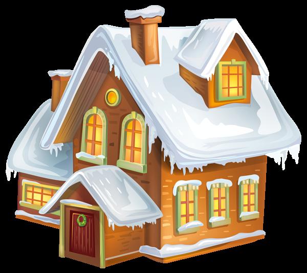 House clip art png. Christmas winter transparent image