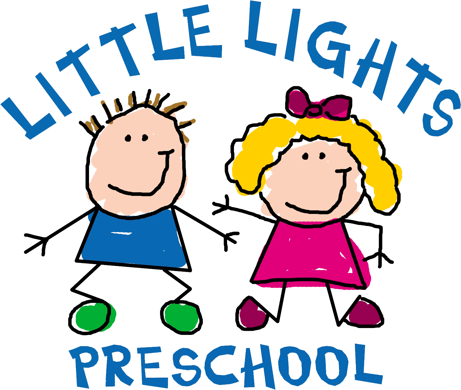 Home little lights . Curriculum clipart preschool center time