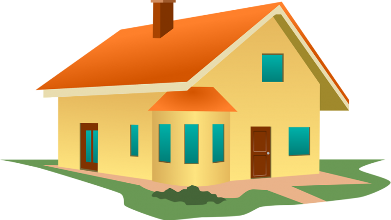 Clipart home property. Omazon for sale and