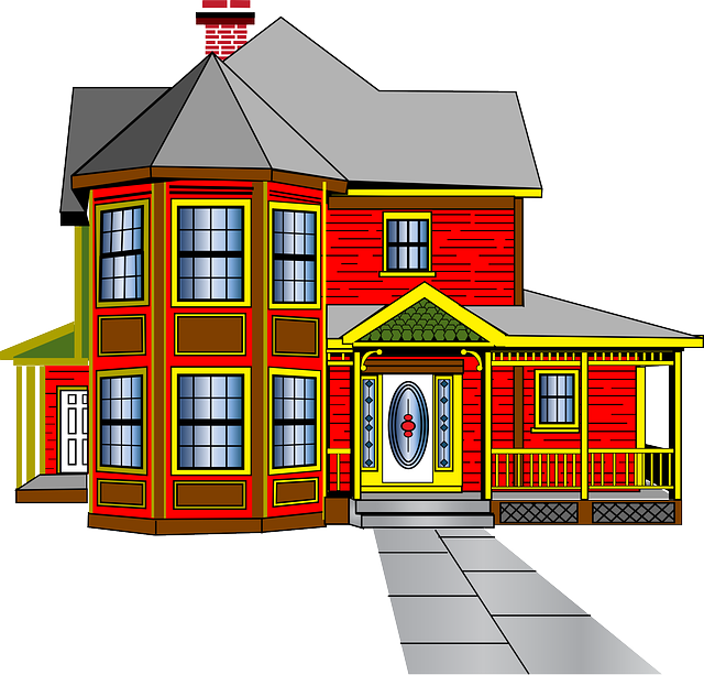 a b png. Houses clipart driveway