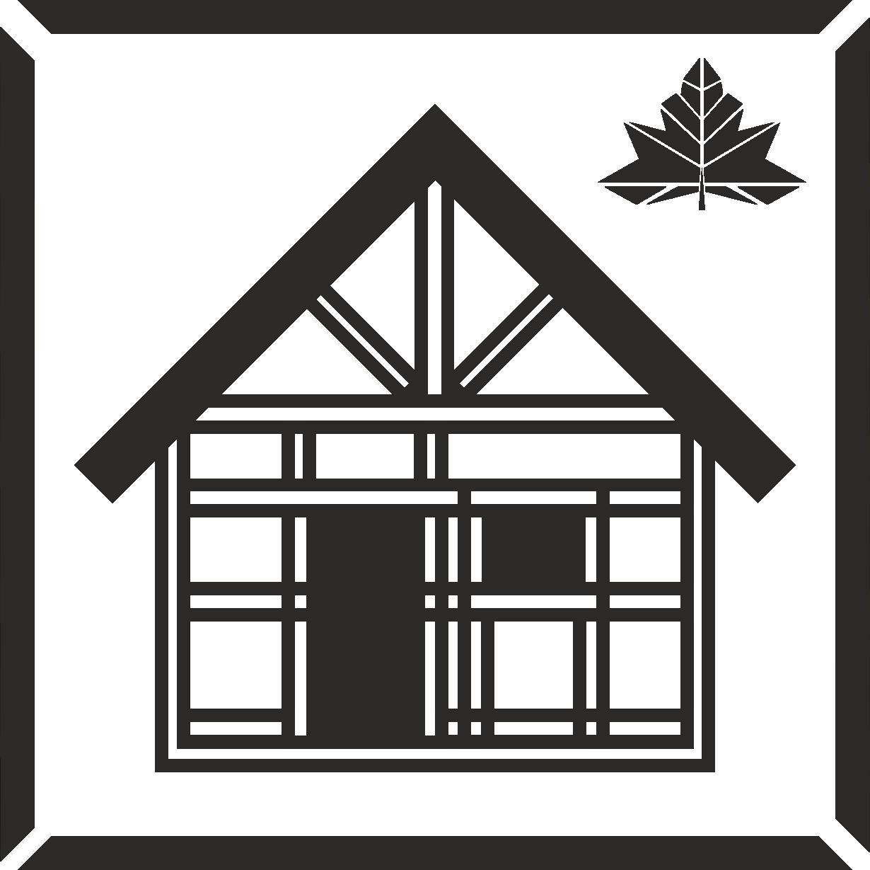 Win clipart cottage windows. Wood houses matioska design