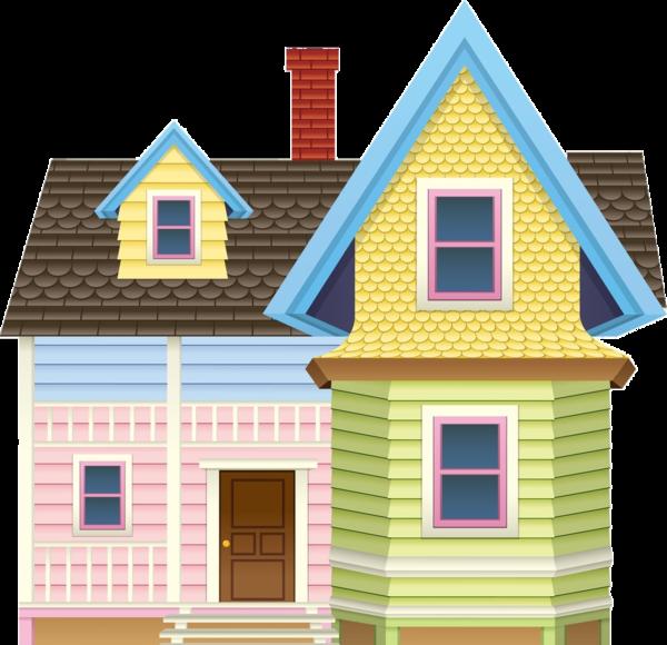 Casas transportes home pinterest. Houses clipart landscape