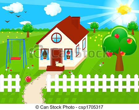 Clipart Home Yard Clipart Home Yard Transparent Free For Download On Webstockreview 2020