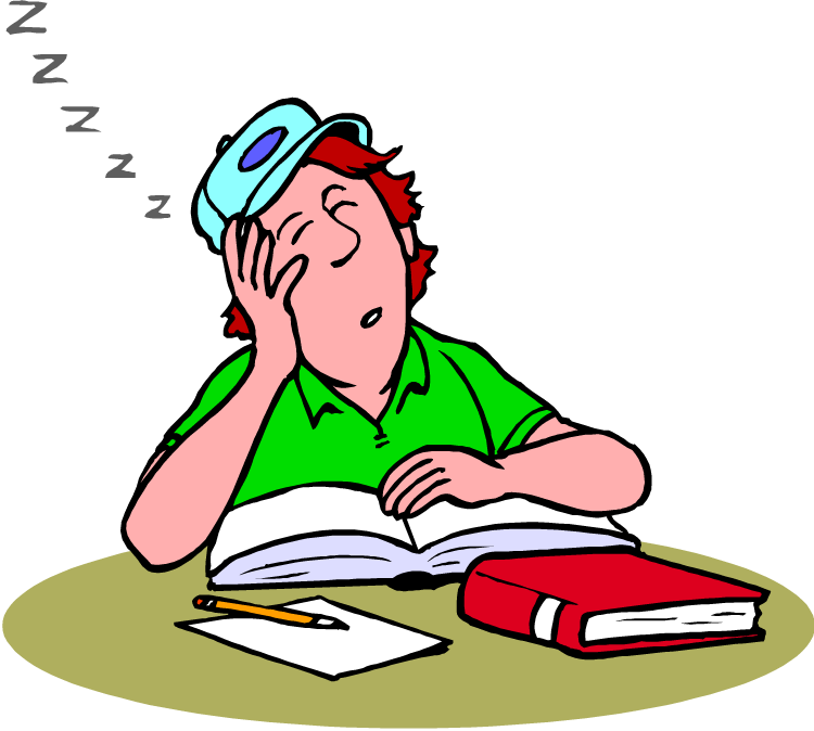 Tired clipart in school.  collection of students