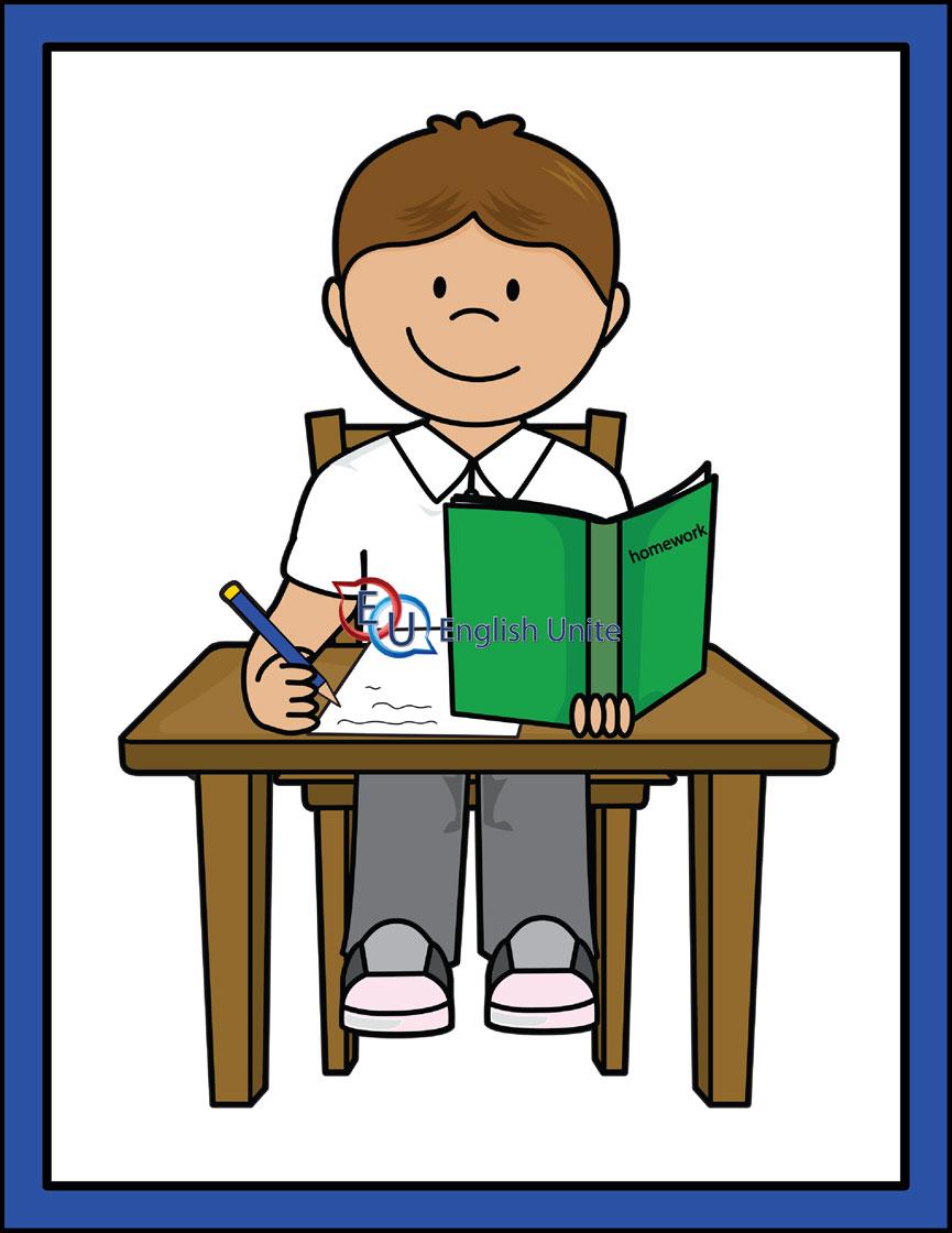 Holiday free download best. Clipart homework english homework