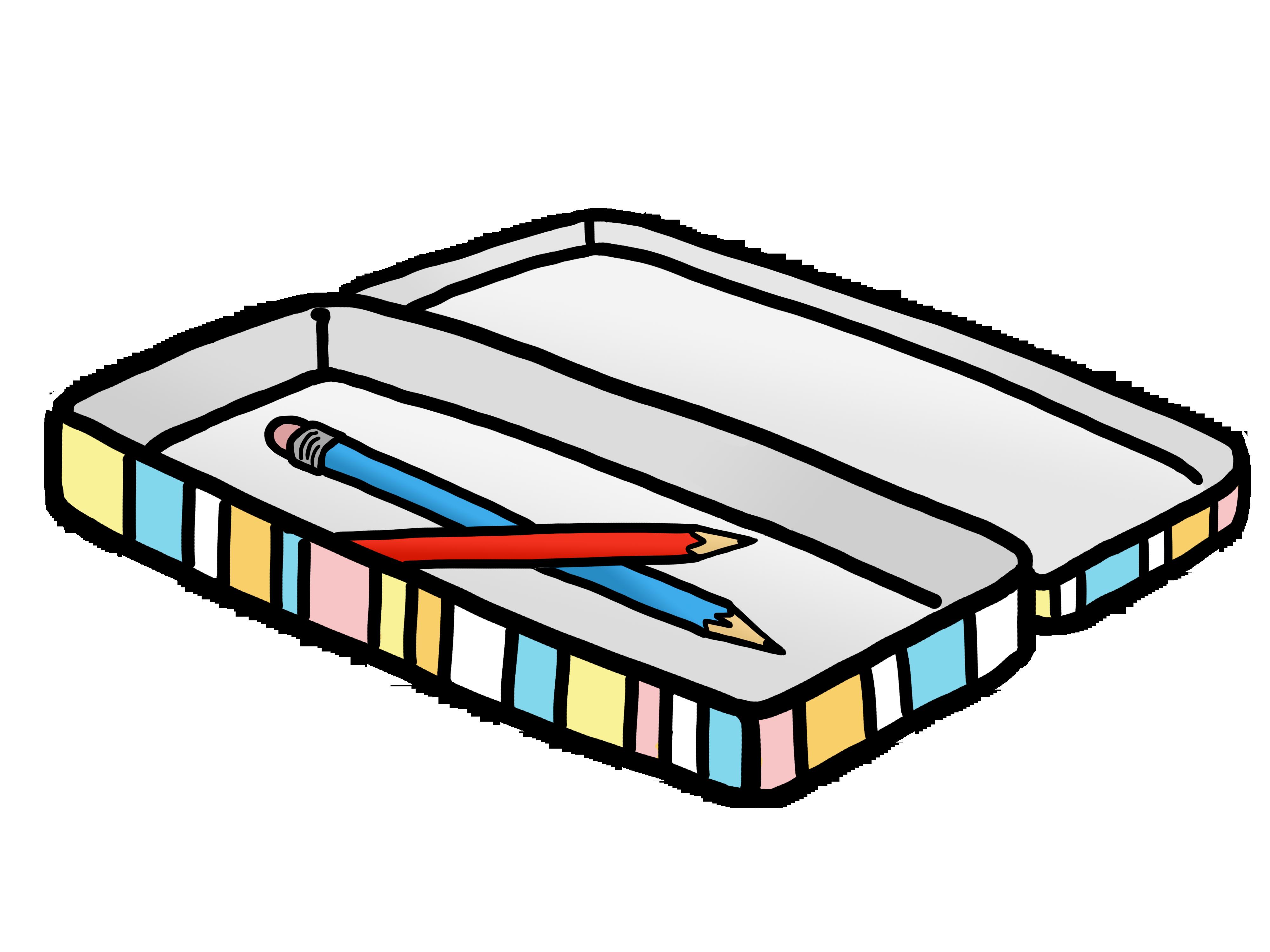 Eraser clipart gambar. Pencil top panda free