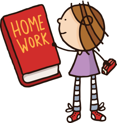 Doing free download best. Clipart homework homework book