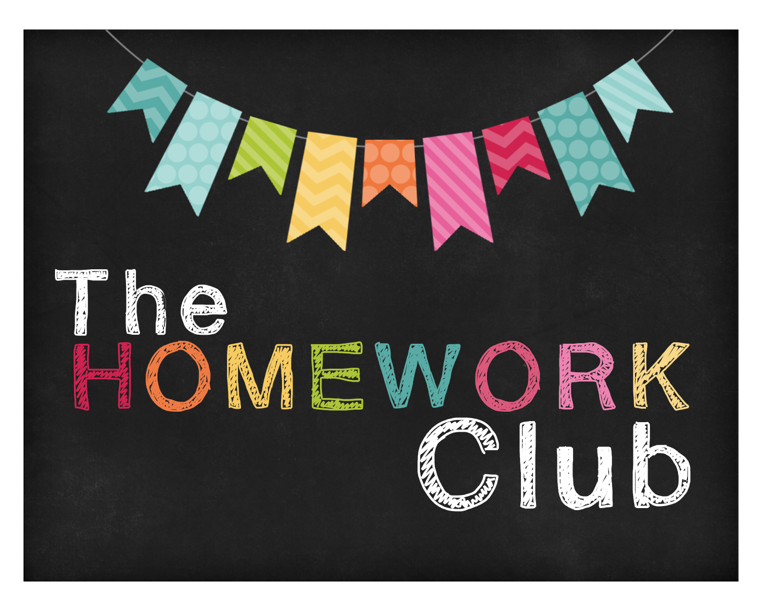 Clipart homework homework club. After school clubs and
