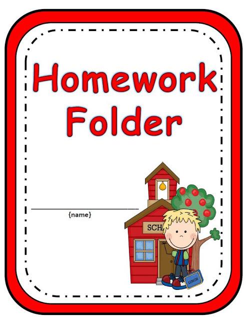 Homework clipart homework folder. Free classroom cliparts download