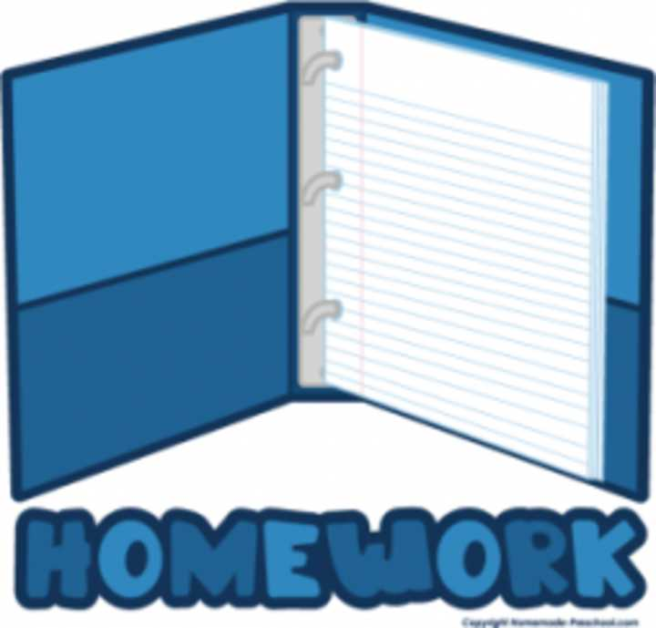 Free download best . Homework clipart homework folder