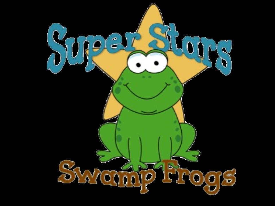 Swamp frog kids reminders. Clipart homework reminder