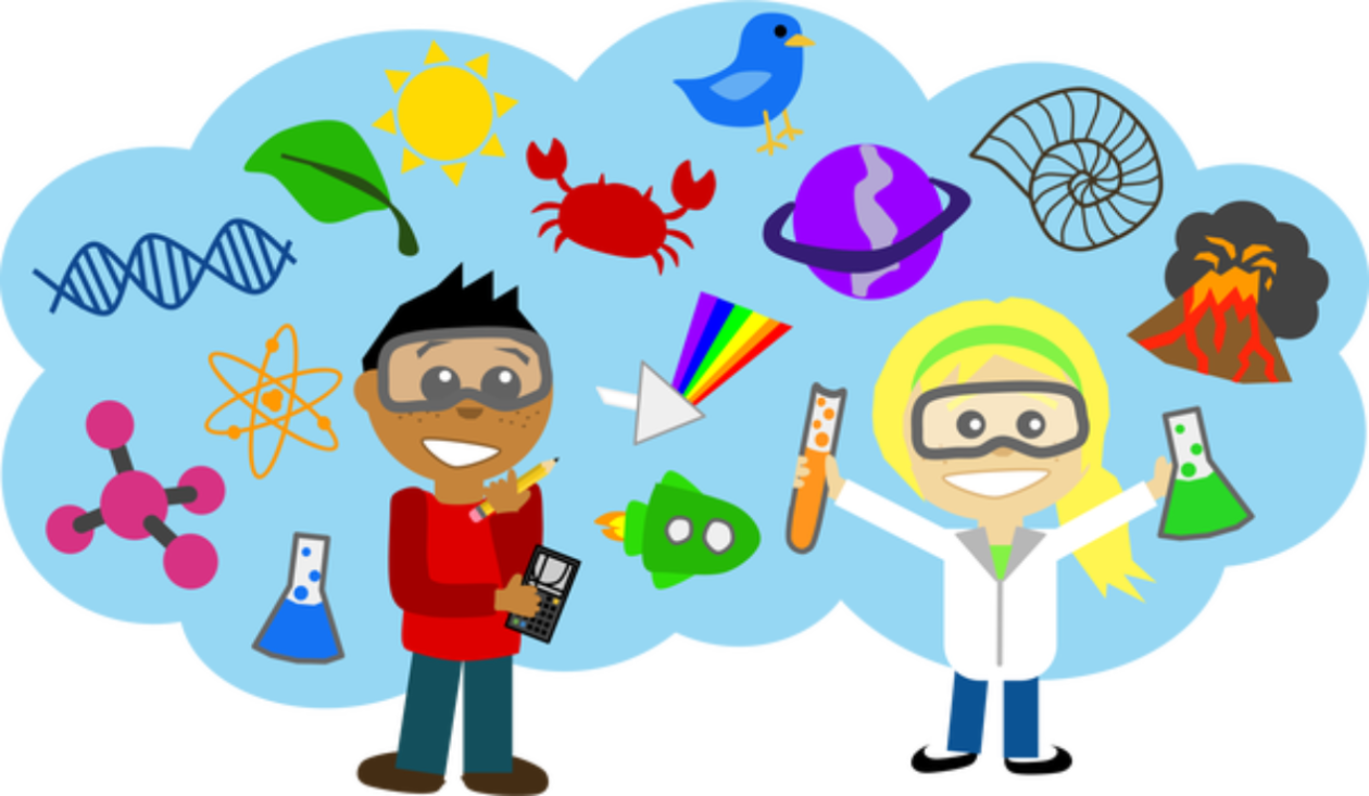 Scientist clipart science area. Welcome back mrs ellis