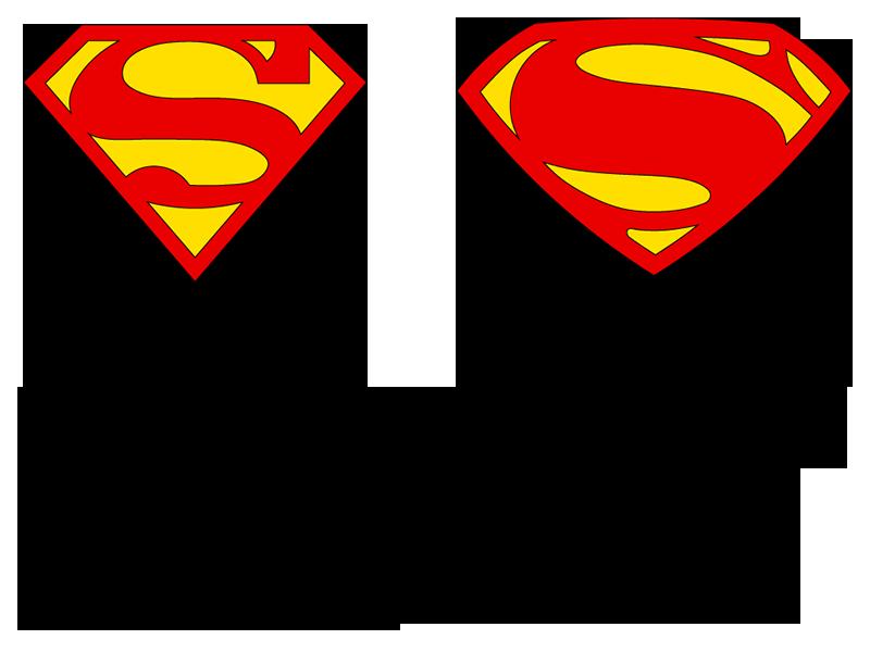 Engagement clipart symbol. Superman logo vectors stencil