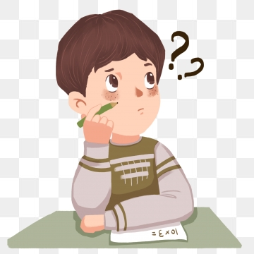Homework images png format. Future clipart little white man