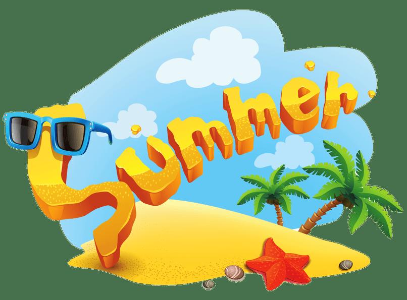 Clipart plane summer. Vacation mysummerjpg com deco