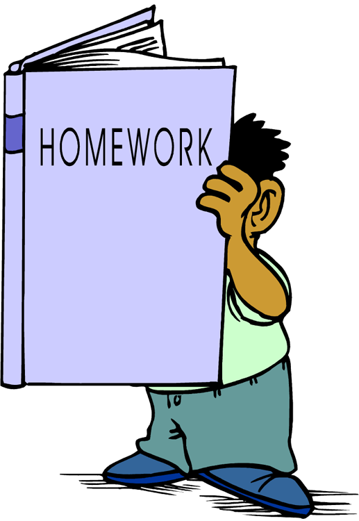 Differentiated homeworks for gcse. Homework clipart school