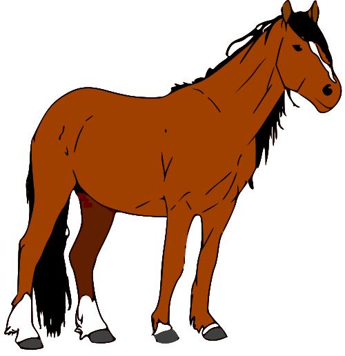 Free download clip art. Clipart horse