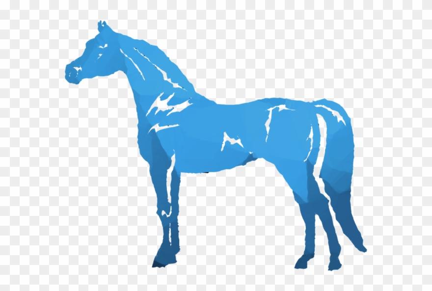 Clipart horse arabian horse. Decal american png