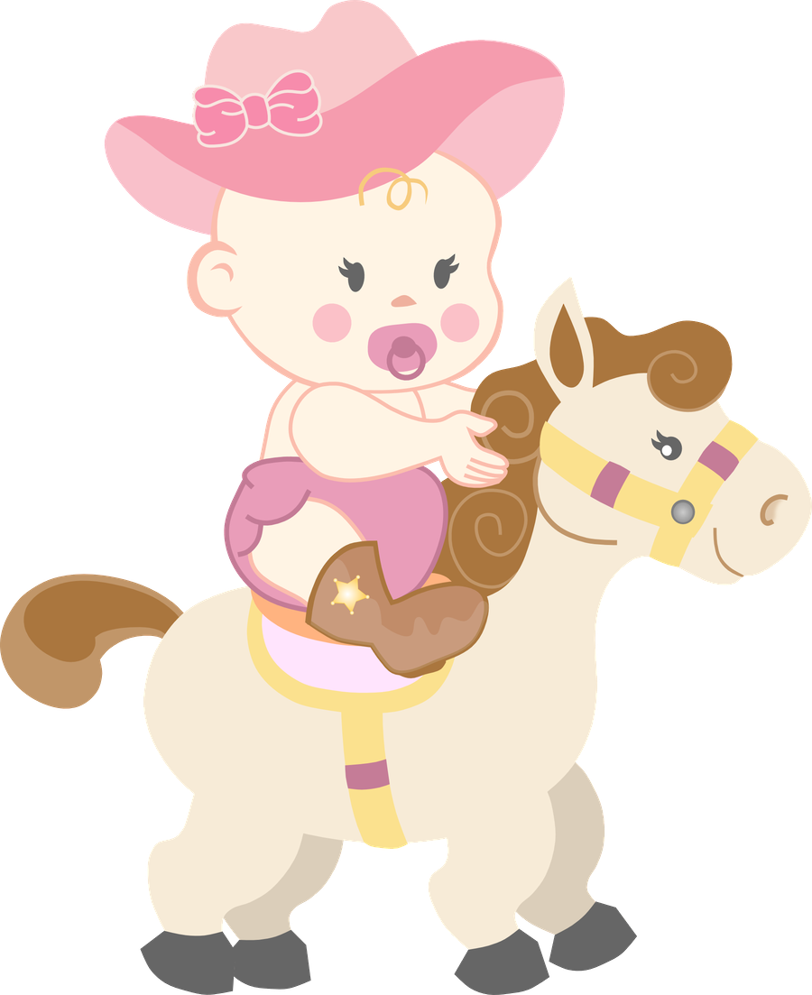 Minus say hello bonitos. Horses clipart baby shower