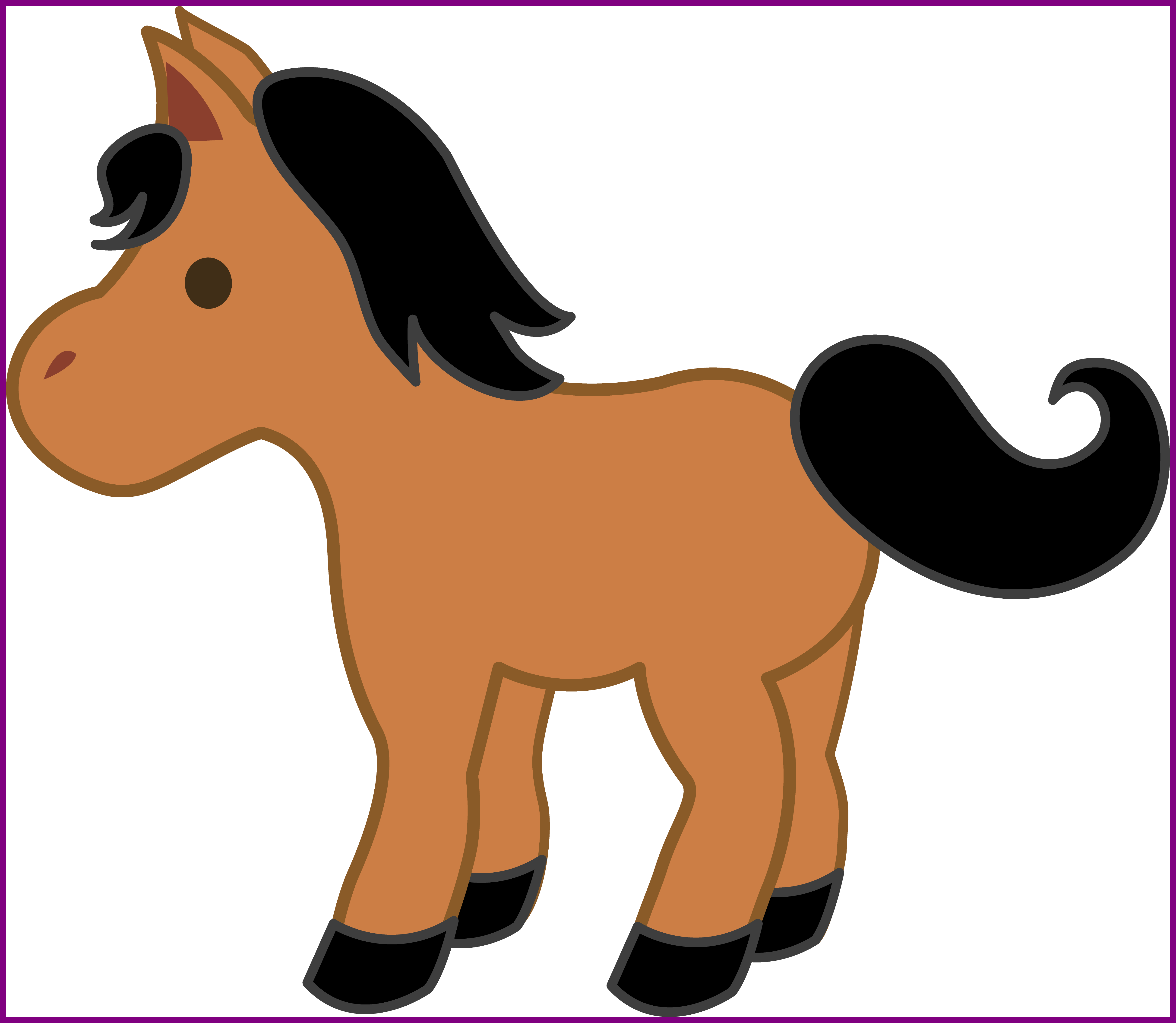Flies clipart cute. Horse images real and